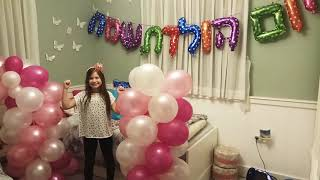 חגיגות יום הולדת 10 שלי
