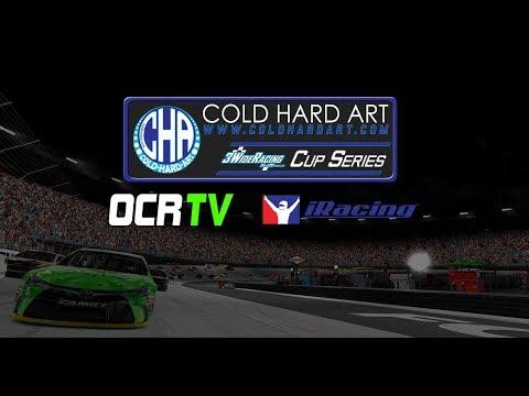 3 Wide Racing League - Cold Hard Art Cup Series - Texas Motor Speedway