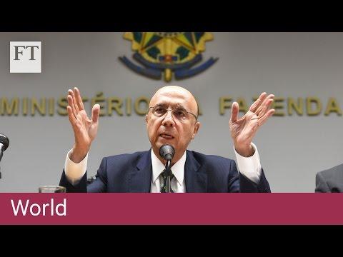 Reinventing Brazil's economy