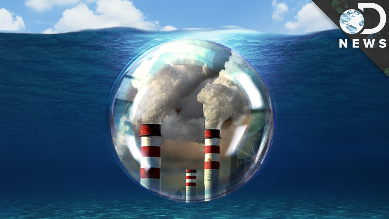 the crazy plan to capture and store co2 under the ocean youtube