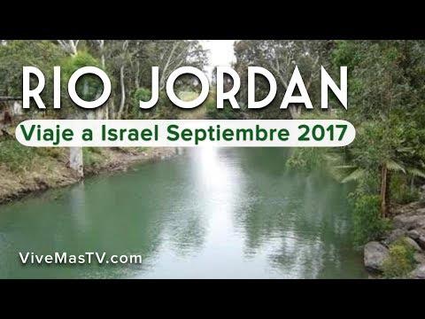 Rio Jordan | Viaje a Israel Septiembre 2017