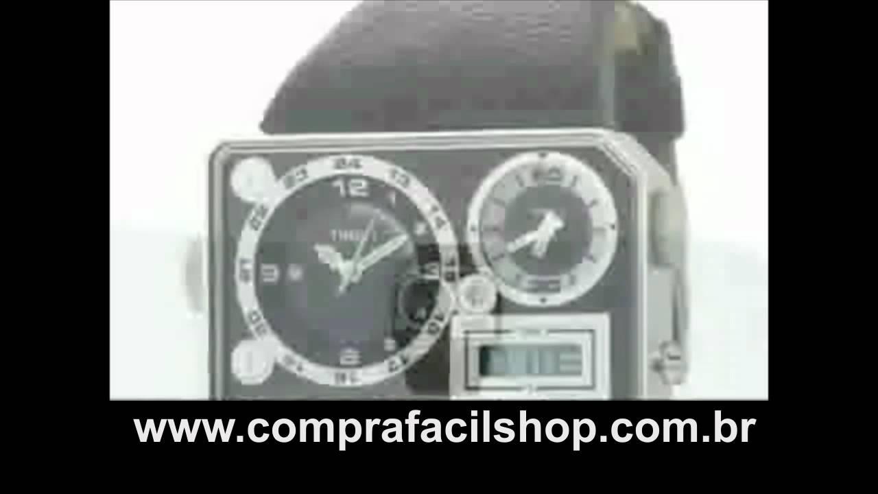 7c57d0fbf1b Relogio Diesel Masculino DZ7101 SBA Veja Aqui Como Importar e Vender ...