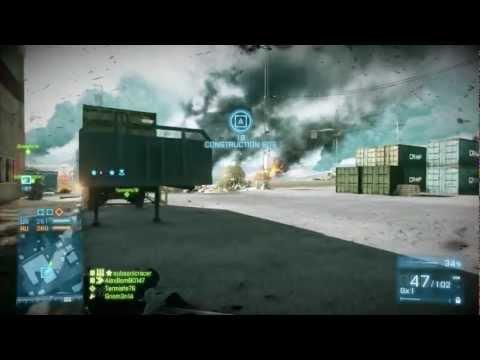 Battlefield 3 : Gameplay on GT 430 1GB DDR-3, Quad i5 2.8GHz, Ultra Settings 720p