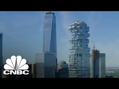 NYC's Jenga-Shaped Skyscraper: $28.5 Million Penthouse | Secret Lives Of The Super Rich | CNBC Prime