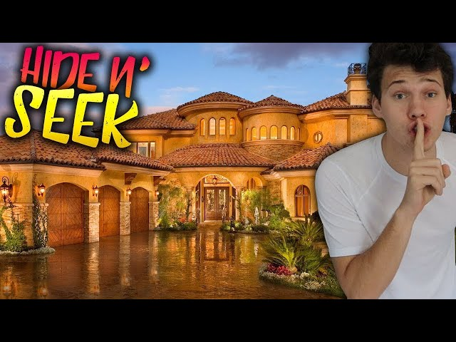 FUNNIEST GAME OF HIDE AND SEEK IN THE 2HYPE MANSION!!