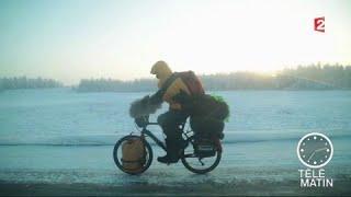 Sans frontières -  Sibérie : L'idée folle d'un Français de 61 ans