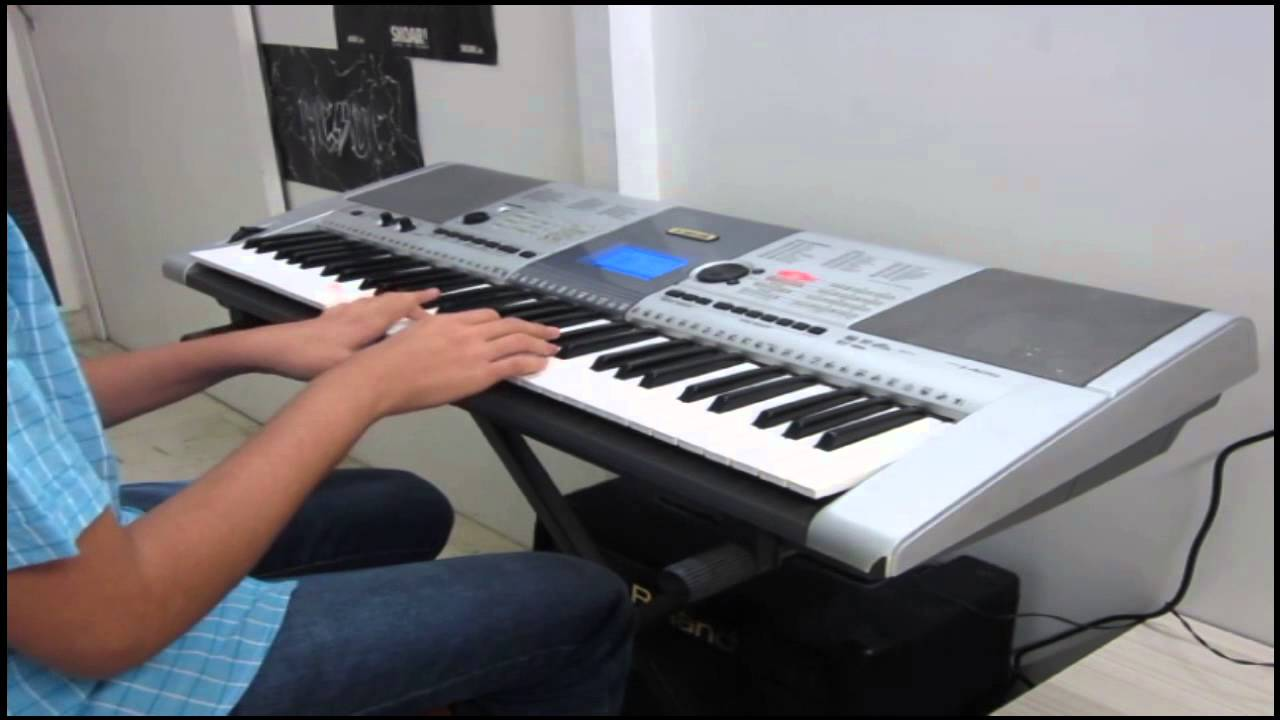 linkin park numb piano keyboard cover youtube. Black Bedroom Furniture Sets. Home Design Ideas
