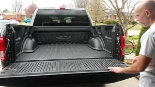 2016 Ford Pick Up Bedliner, DualLiner review