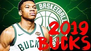 I Milwaukee Bucks del 2019