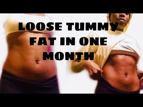 HOW TO LOOSE BELLY FAT IN ONE MONTH | HOW TO LOOSE WEIGHT FAST WITHOUT EXERCISE | HOW TO LOOSE FAT