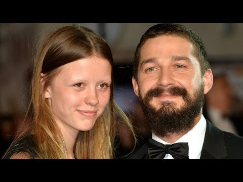 Shia LaBeouf Live Streamed His Las Vegas Wedding to Mia Goth