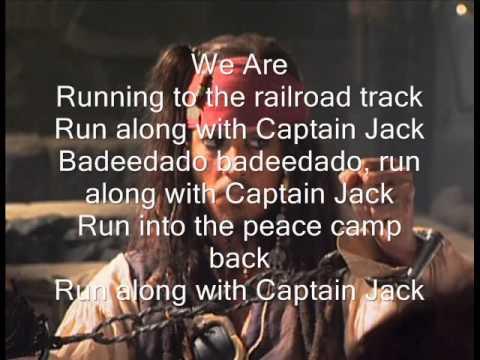 Heyo captain jack !