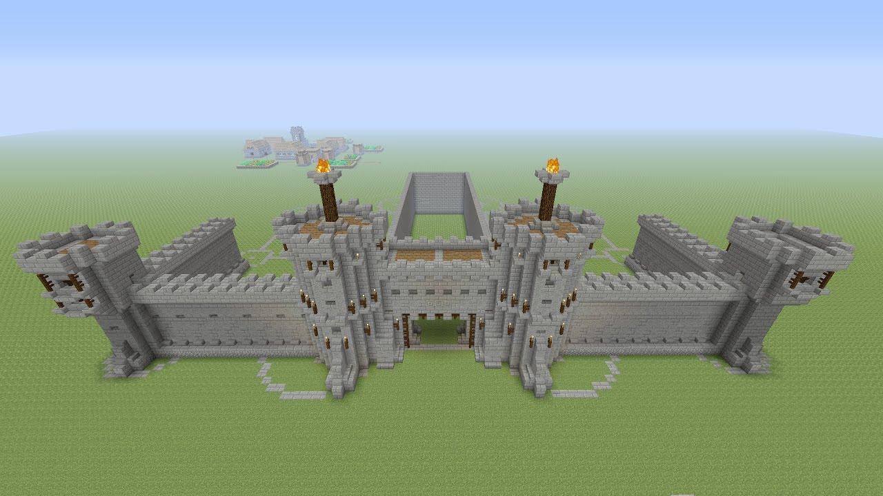 Bedwelming Minecraft een kasteel bouwen deel 4 de gevangenis - YouTube @RN82