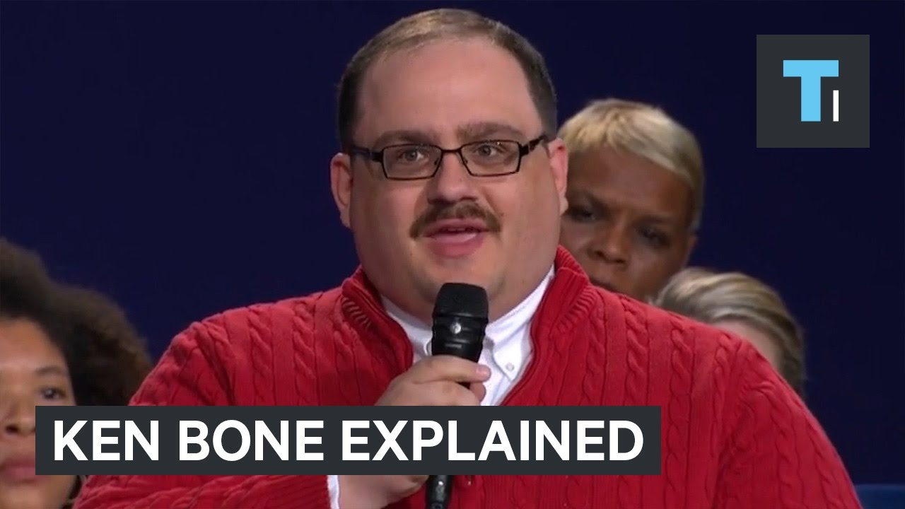 Ken Bone becomes instant internet meme after presidential debate ...
