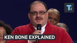 Ken Bone Is An Instant Internet Meme After Presidential Debate