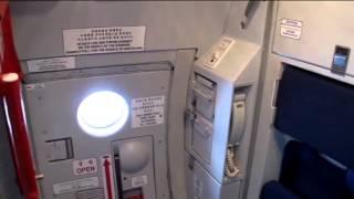 Air Koryo Antonov An-148 flight