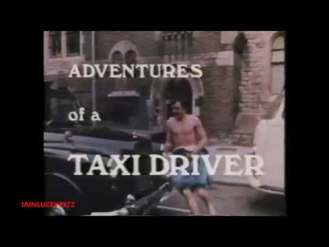 ADVENTURES OF A TAXI DRIVER  MOVIE 1976  TRAILER TV ADVERT   barry evans  mind your language  THAMES