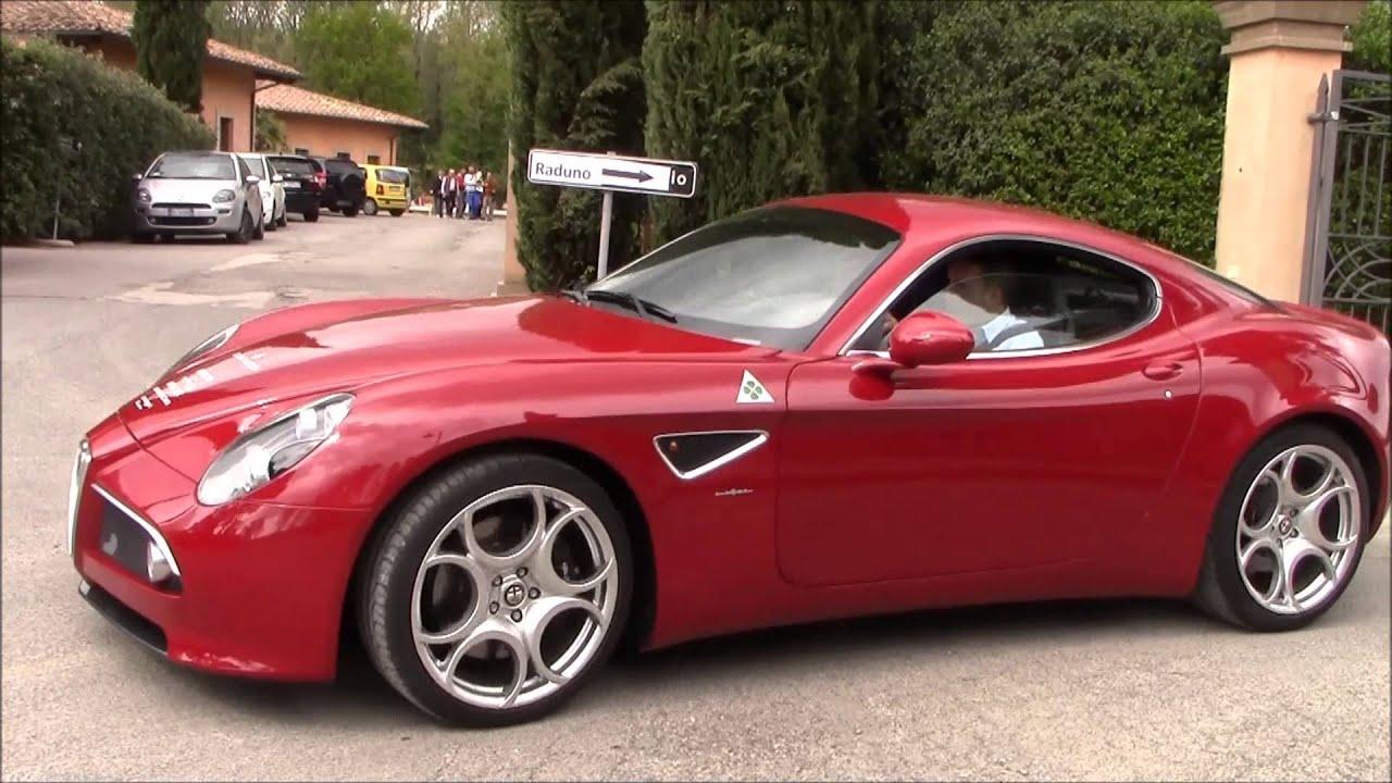 Maxresdefault on Alfa Romeo 8c