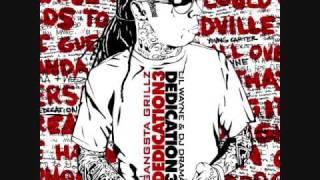 Mr Gangsta Grillz instrumental from the Leak 6