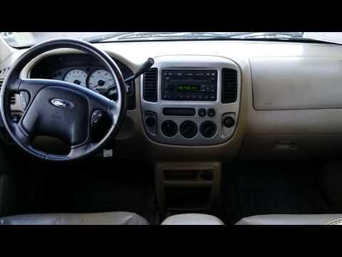 Hanlees Napa VW - 2004 Ford Escape