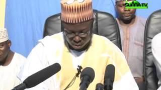 Sheikh Aminu Ibrahim Daurawa (1436/2015 Tafsirin Ramadan 24)