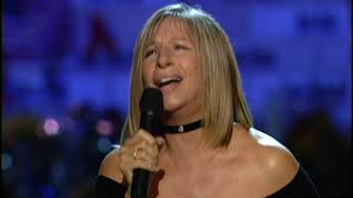 Barbra Streisand Performs You'll Never Walk Alone - 2001 Emmy Awards
