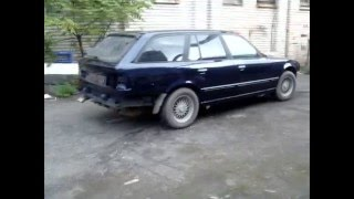 Auto Paint: Bmw 525TDS Touring (e34) part.1