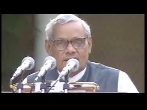 Pokhran II- Atal Bihari Vajpayee's major nuclear initiative