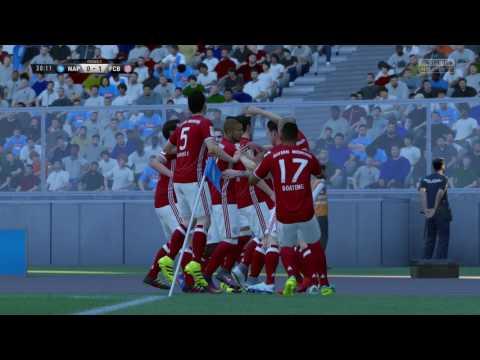 SSC Napoli 2 - 1 Bayern Munich   International Audi Cup   Gameplay   2nd August 2017