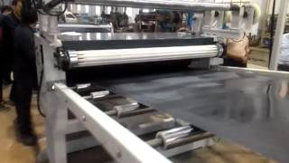 ABS sheet extrusion line_Extrusion tech