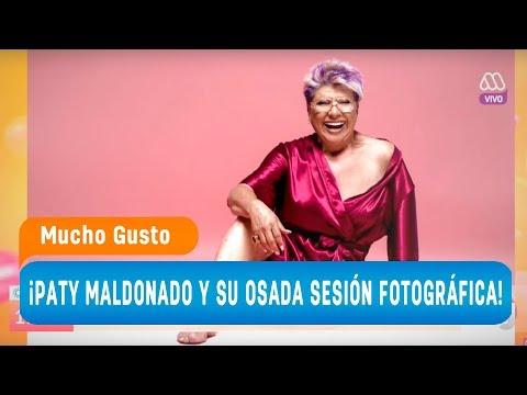 Paty Maldonado y su osada sesión fotográfica  - Mucho Gusto 2018