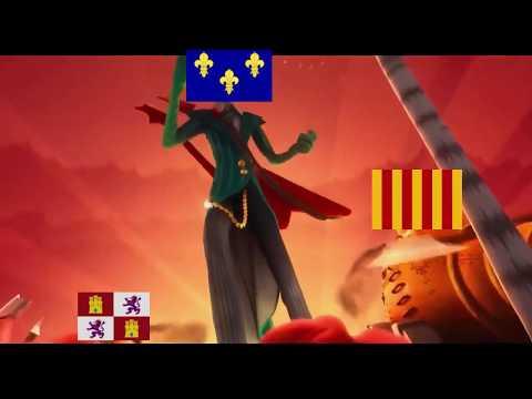 EU4 Meme France vs The Coalition
