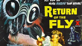 The Fantastic Films of Vincent Price #41  - Return of the Fly