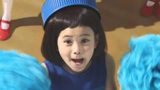 出演者:柳英里紗 藤田彩華 篇 名:「明治しまるボトルシリーズ 応援隊...