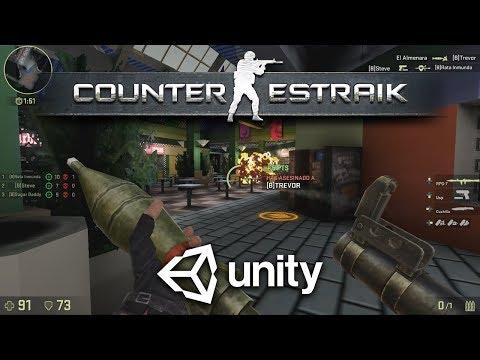 Counter-Estraik (Counter-Strike Like Unity 3D Clone)