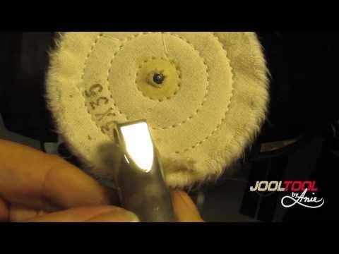 Sanding & Polishing Aluminum to a mirror finish on the JOOLTOOL