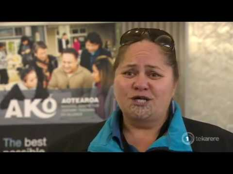 Te Karere asks Maori educationalists about education and politics