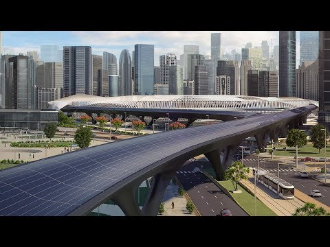 10 Hyperloops That Will Change The World | The B1M