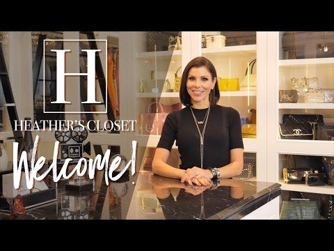 Heather's Closet  WELCOME!