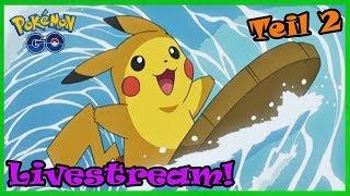 Pokemon Go Community Day überall SHINY Pikachu?! Livestream! Pokemon Go!