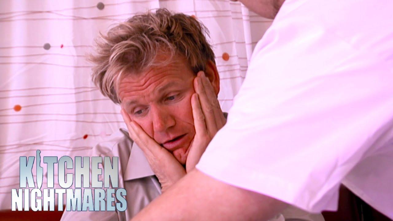 Gordon Perplexed By 'Menu Concept' | Kitchen Nightmares