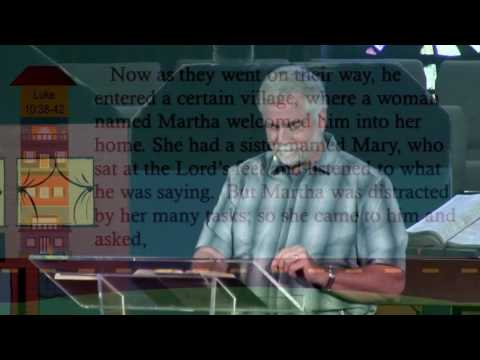 The Art of Neighboring - Time and Fear - Rev. Scott Bailey-Kirk