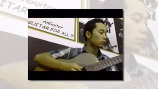 Tháng 4 là lời nói dối của em - Guitar solo - Demo