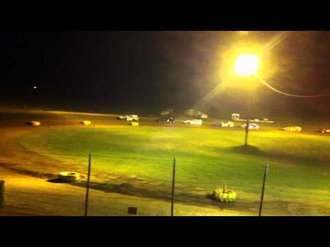 Ron Morris Heat Race 8/4/12