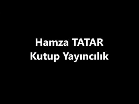 2016 KPSS Yazarlar ve Eserleri - Hamza TATAR
