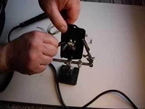 Rezpax Rover Heater Fan Resistor Pack Repair Youtube
