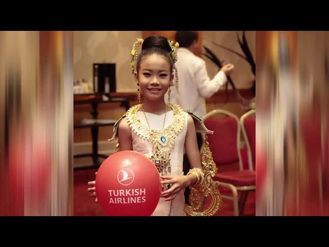Turkish  Airlines sponsorship & Future Fashion Faces World Kids -2019