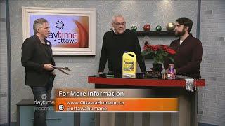 Ottawa Humane Society Holiday Delivery Program