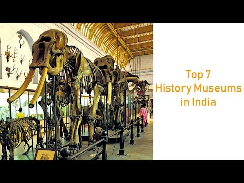 Top 7 Famous History Museums in India (Best Places to Visit in India)