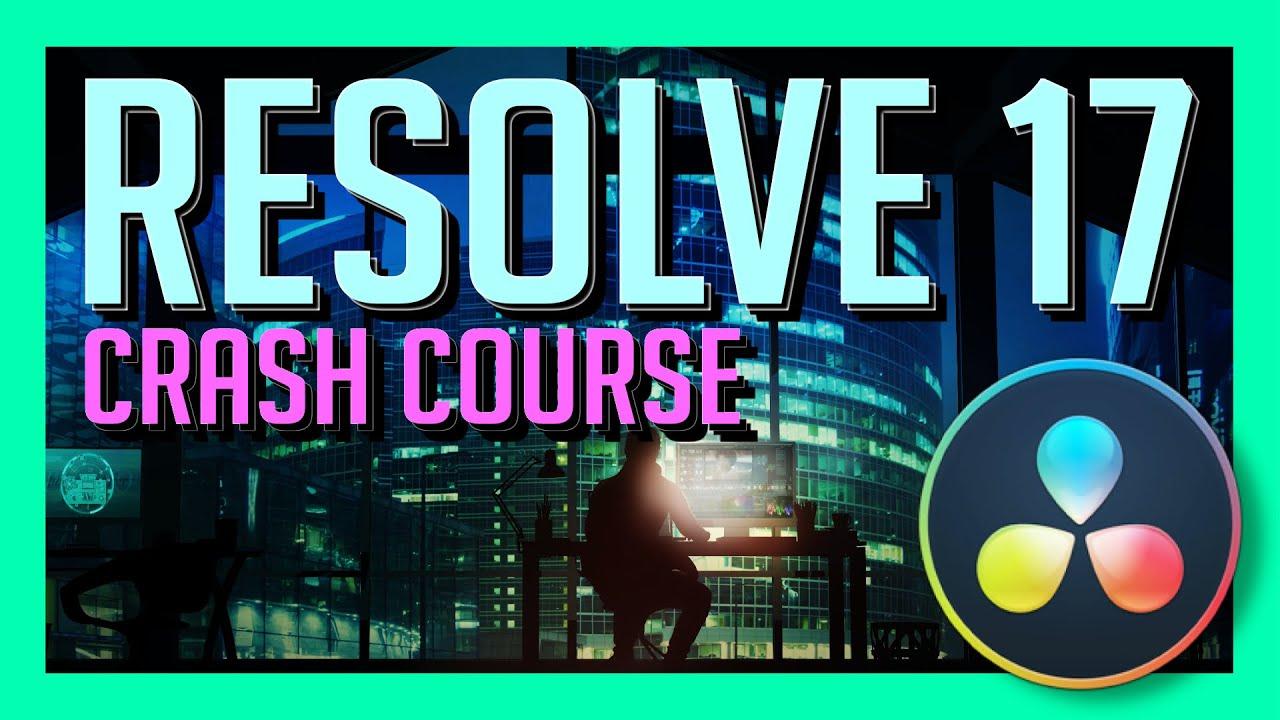 Download RESOLVE 17 CRASH COURSE - Davinci Resolve 17 Walkthrough [BEGINNER]